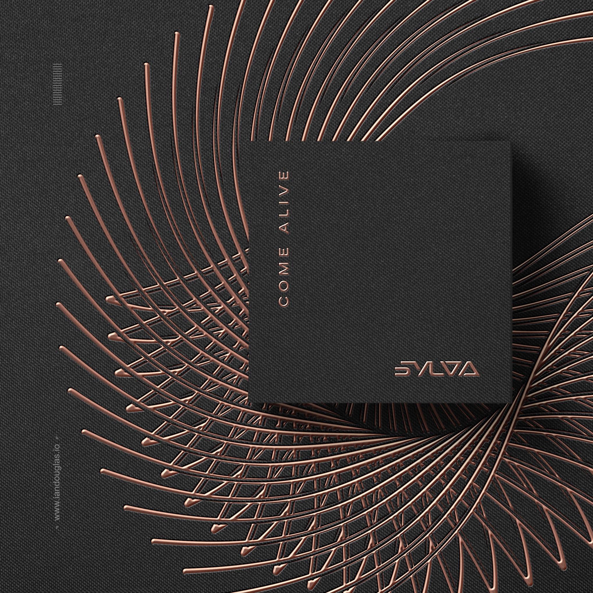 Sylva Album Cover Design