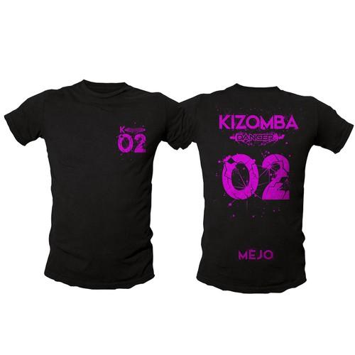 Kizomba Dancer