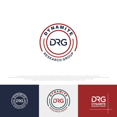 DRG Dynamite Research Group