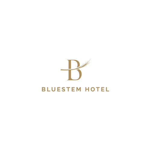 Logo for boutique hotel in Los Angeles