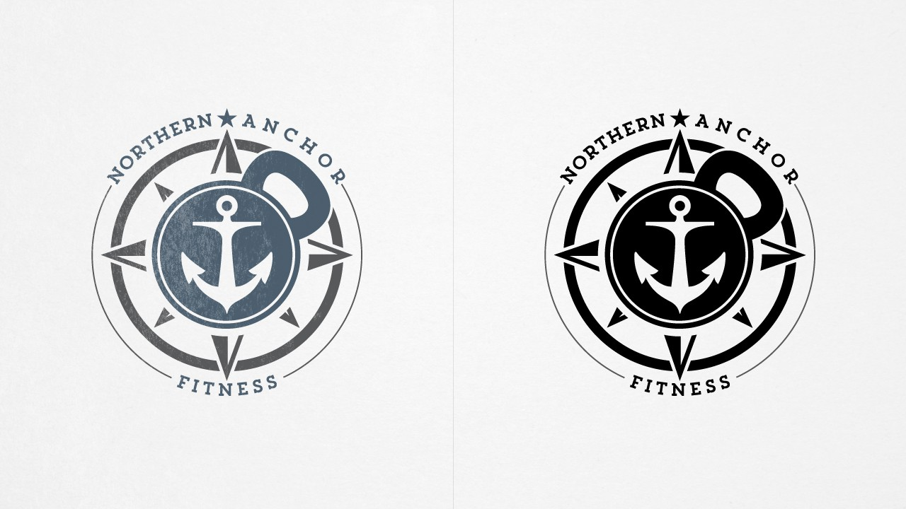 Weigh Anchor!! Fitness logo needed with potential for more design work