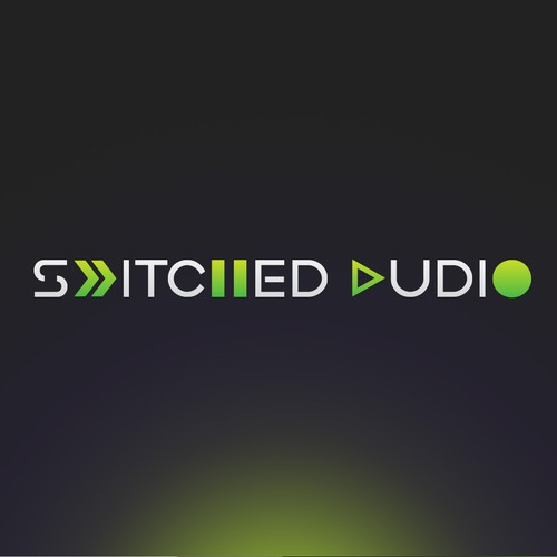 Switched Audio Logo Entry