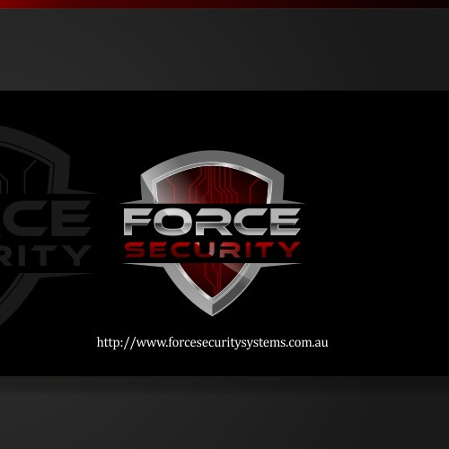 Force Security - Bold Design required New security company!