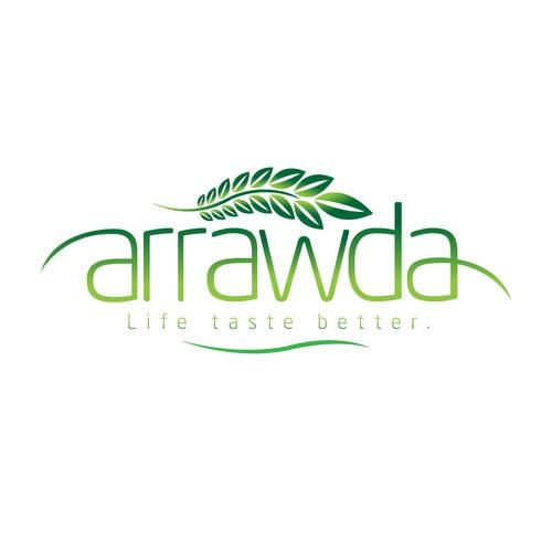 Arrawda Logo Design