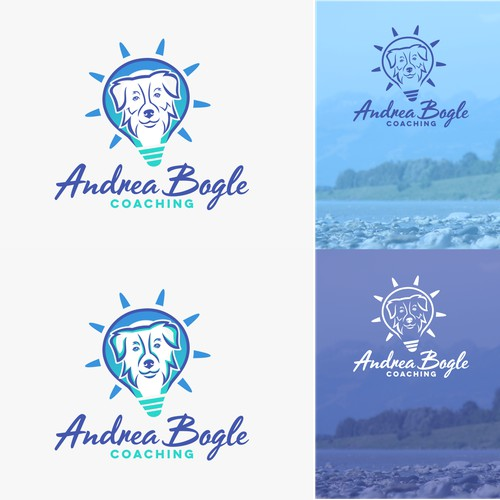 Logo design for coaching for dog business owners