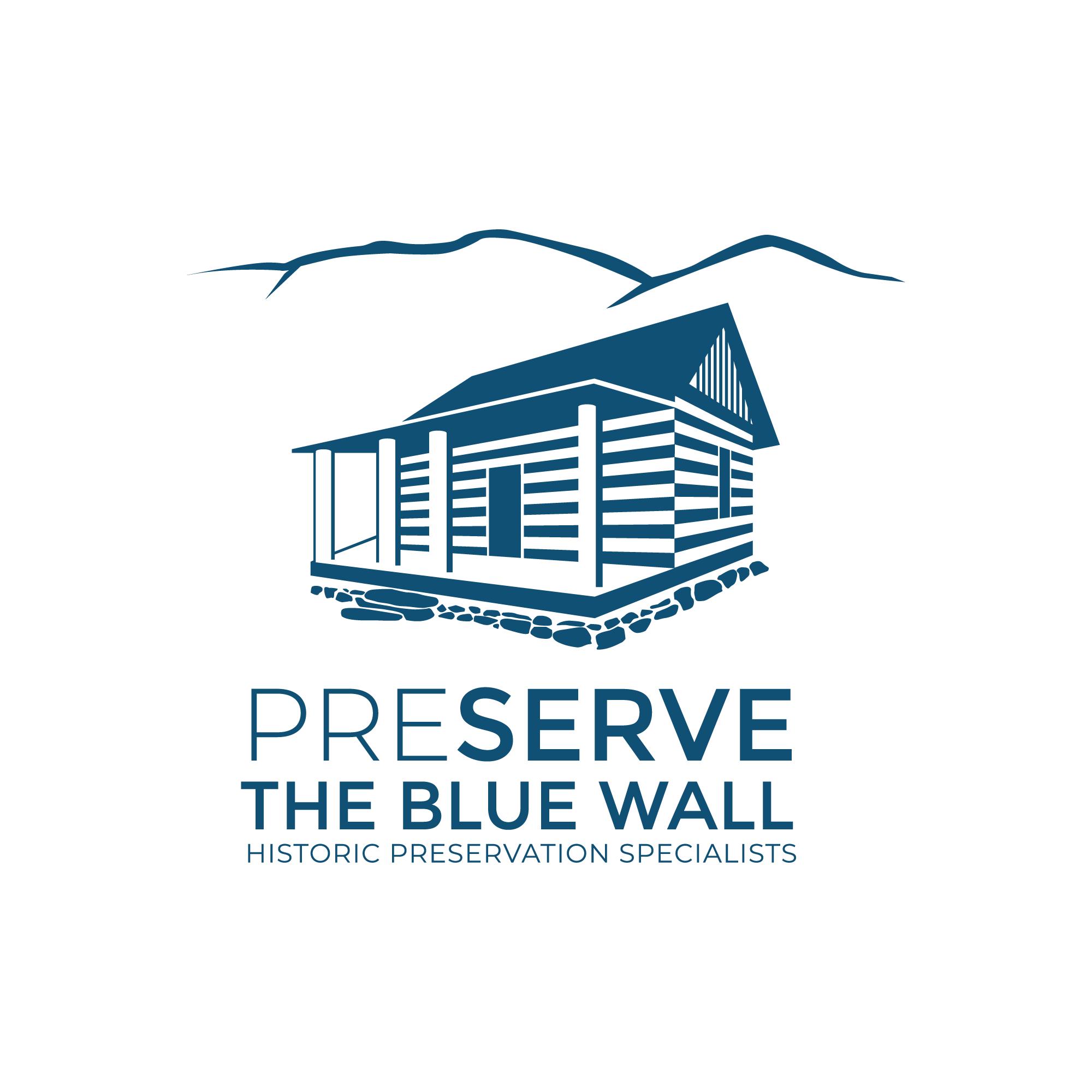 Logo for historic preservation organization