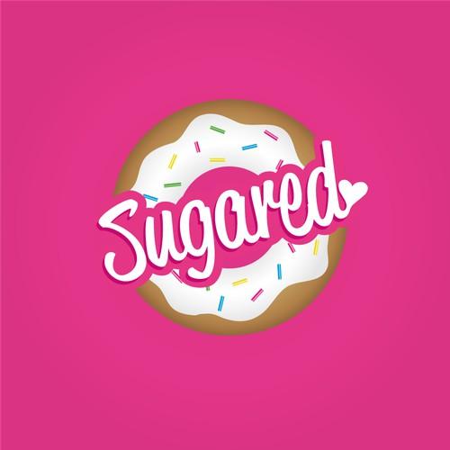Sugared Logo Design