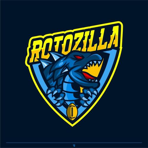 Rotozilla For Sport Logo