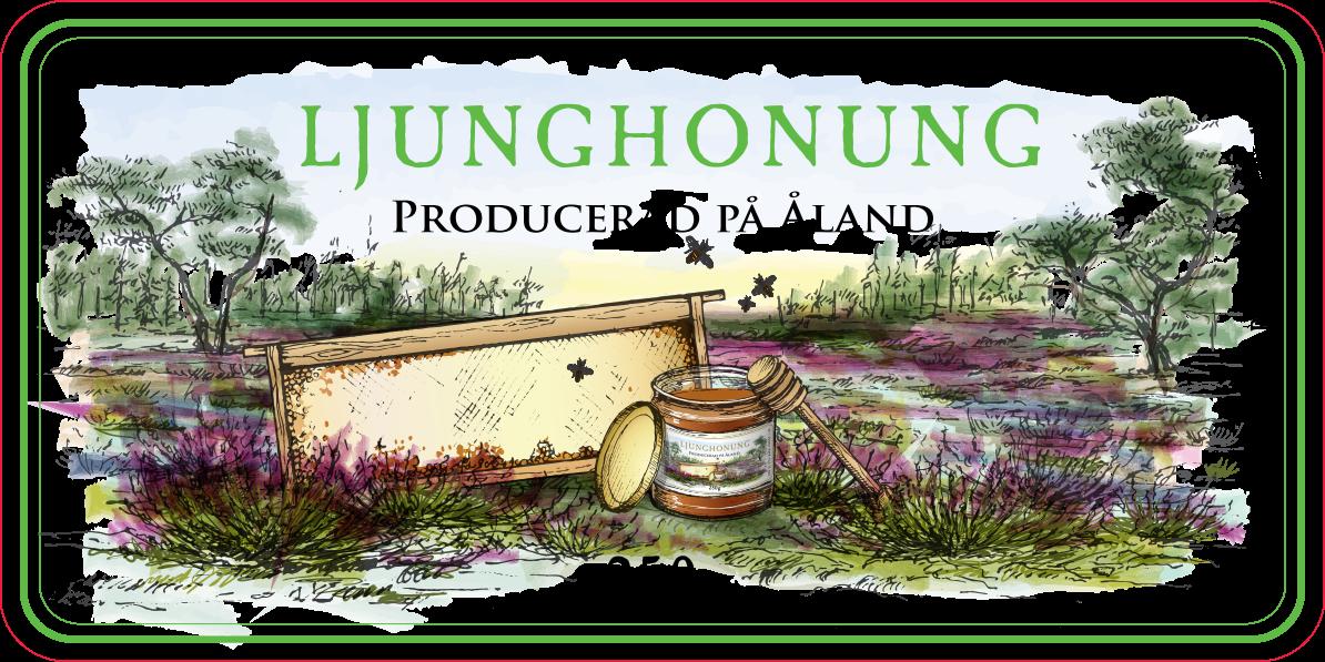Labels LJUNG-/LINDHONUNG