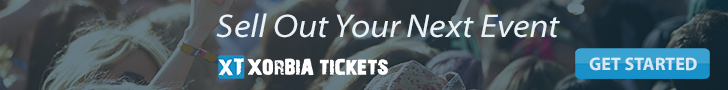 Banner ad for xorbiatickets
