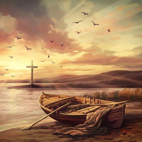 Illustration for Catholic Agency