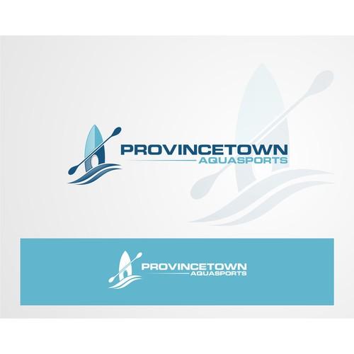 logo for Provincetown Aquasports