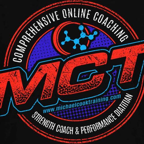 MCT T-shirt design