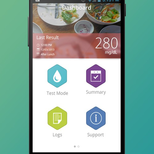 IMPROVING PATIENT LIVES WITH GREAT DESIGN! - Medical app redesign to improve the care of Diabetes Patients.