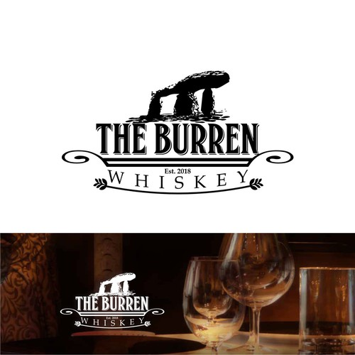 logo for whiskey company