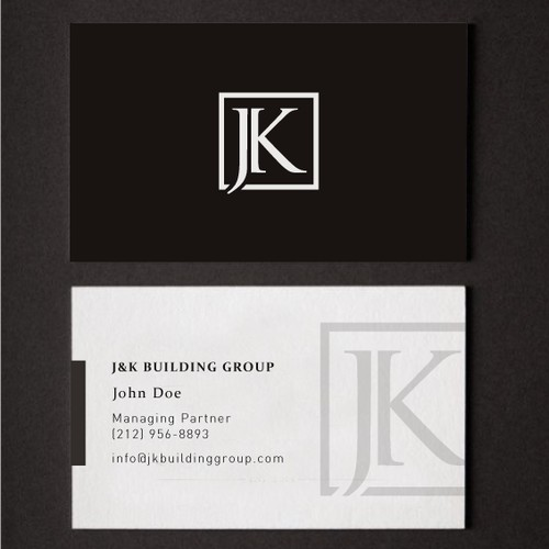 Design a striking, contemporary and inviting logo for a boutique residential builder