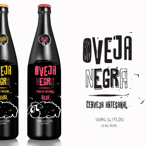 Oveja Negra the best craft beer