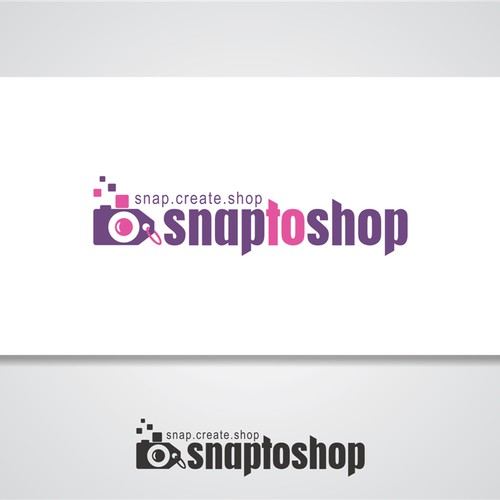 New Logo Design wanted for snaptoshop