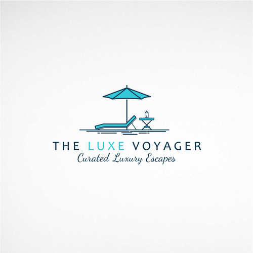 Captivating logo for a new travel blog
