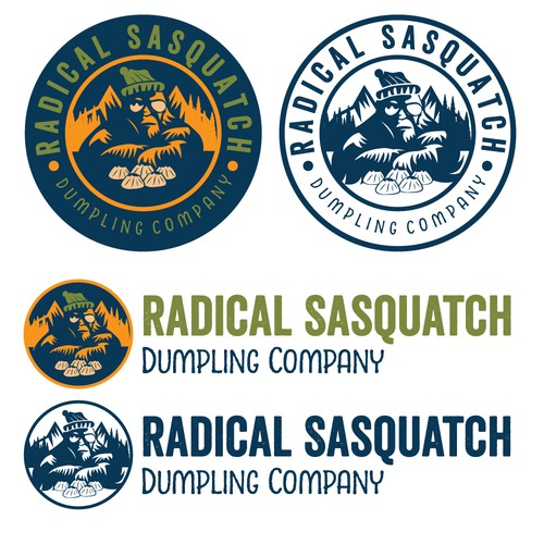radical sasquatch dumplings
