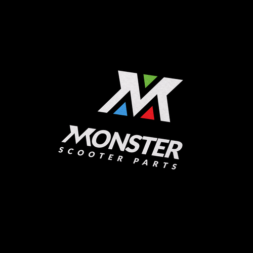 Logo for scooter brand