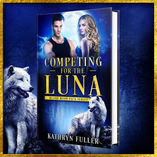- COMPETING FOR THE LUNA -