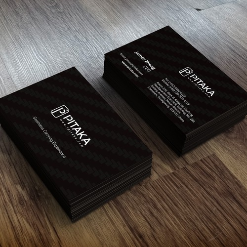 Pitaka Business Card