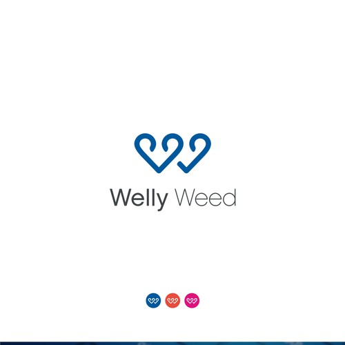 Unique, simple, sleek logo wanted for Welly Weed