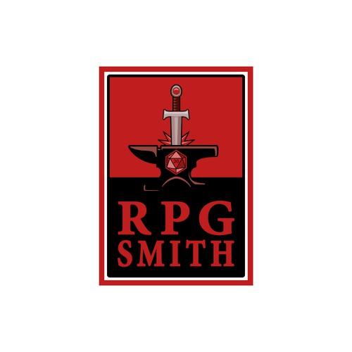 Logo for an RPG tool maker.