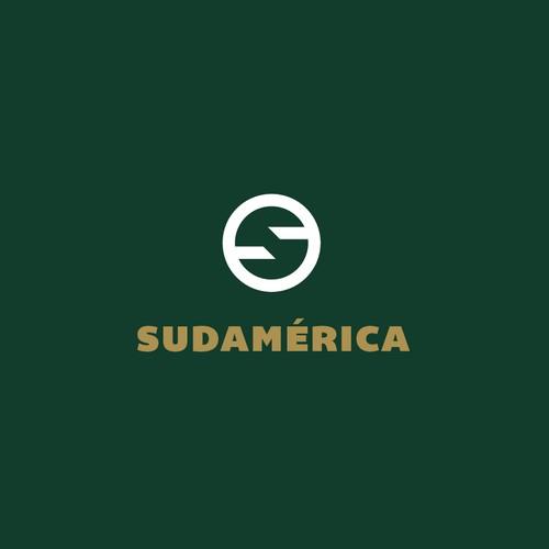 Logo for a mining company