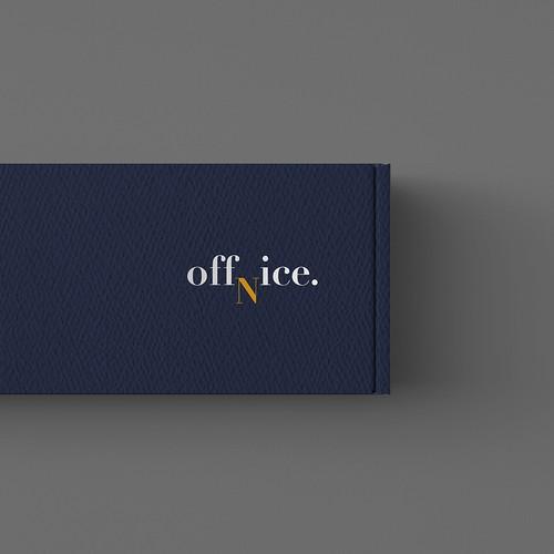 Minimalistic & luxurious design for OffNice