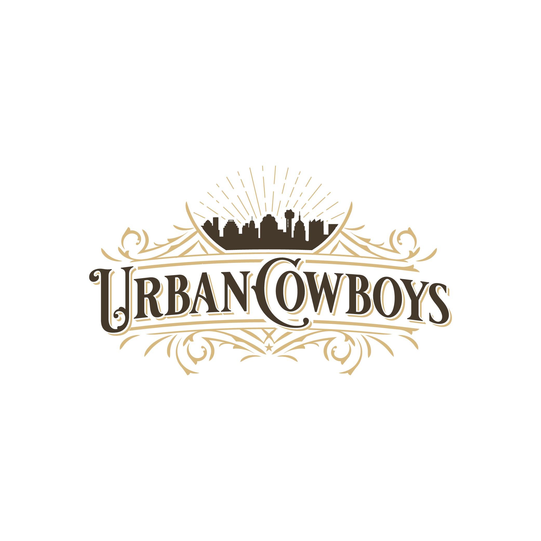 Urban Cowboys Country Band Logo