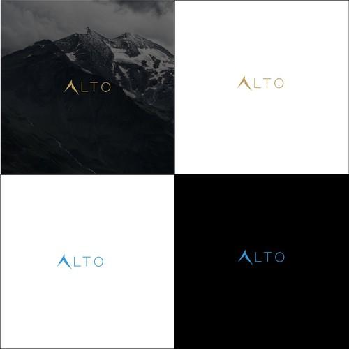ALTO Minimalist Logo
