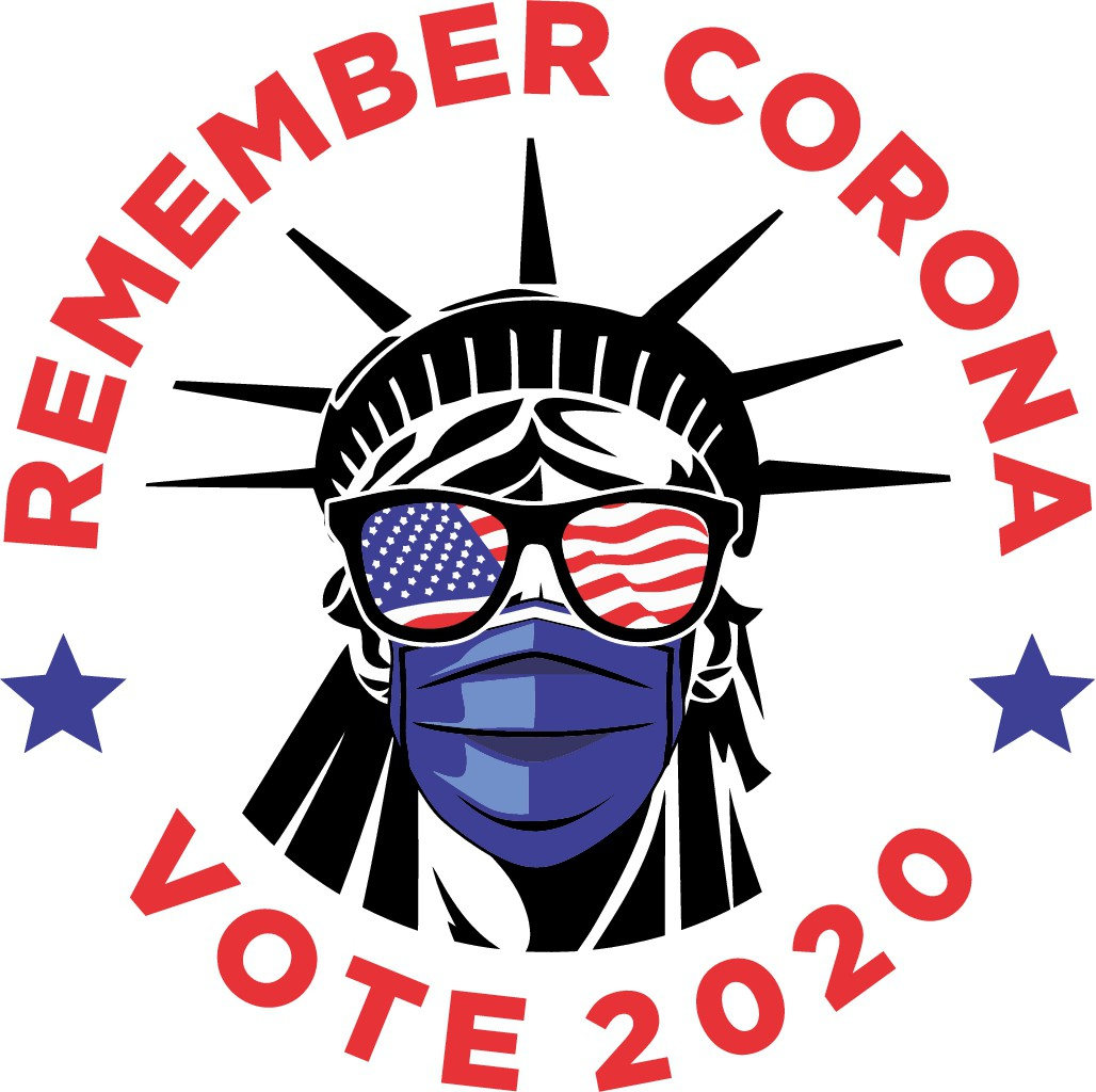 """Remember Corona"" T-Shirt Design"