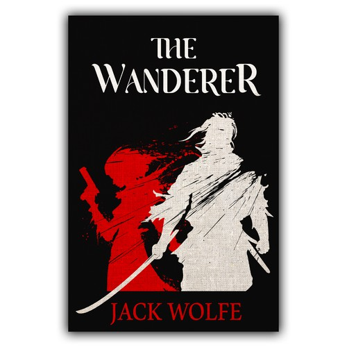 THE WANDERER _ book