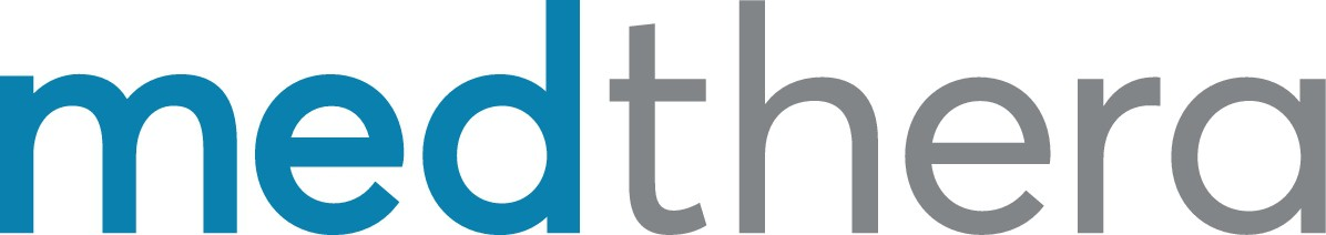 Powerful and Engaging Logo for MedThera