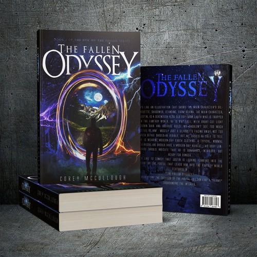 Cover Design For A Fantasy Novel