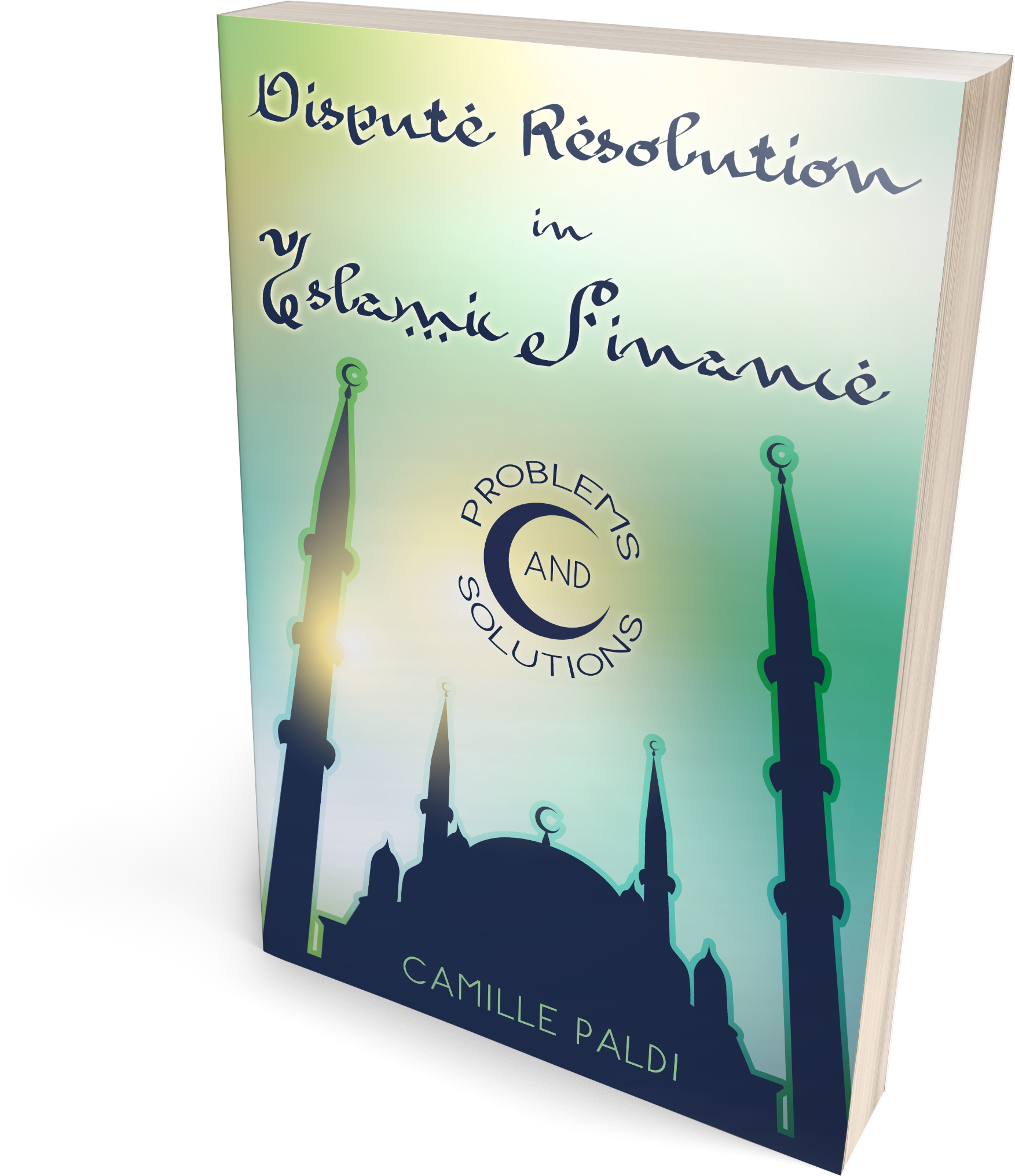 Book Cover for Dispute Resolution in Islamic Finance: Problems and Solutions