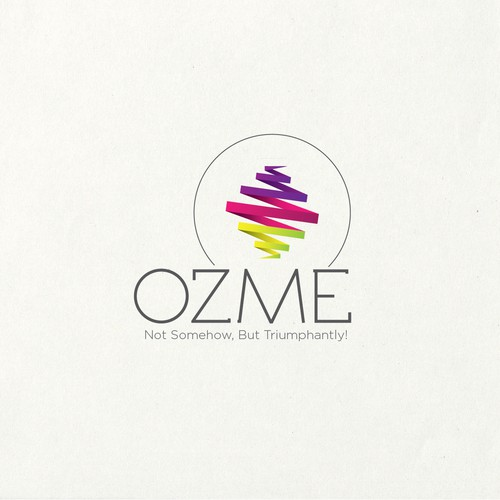 Logo for OZME