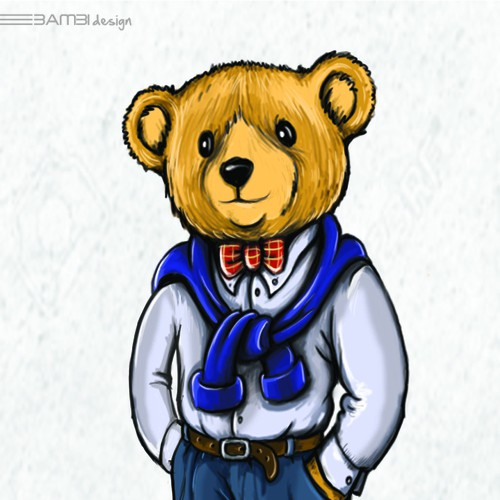 bear character for real estate