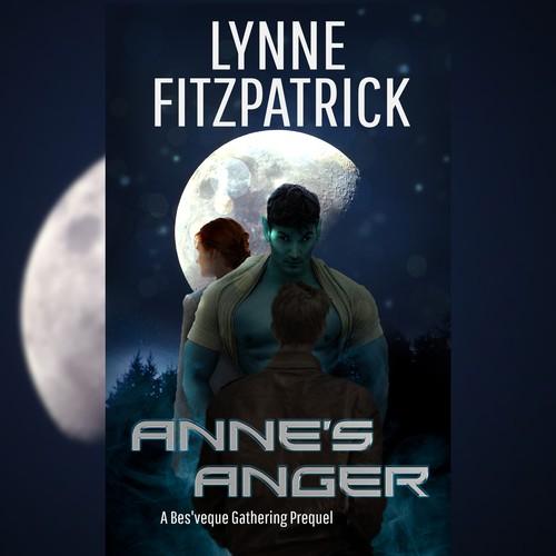 Anne's Anger E-book Cover