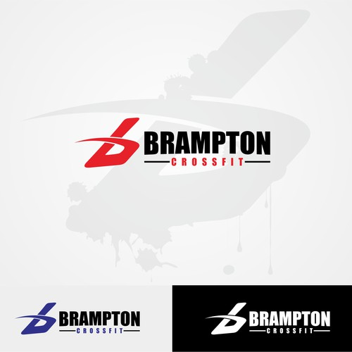 Create a kickass design for Brampton CrossFit