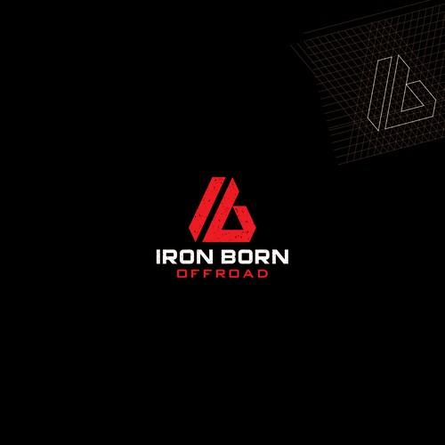IB Logo, Base on Triangle