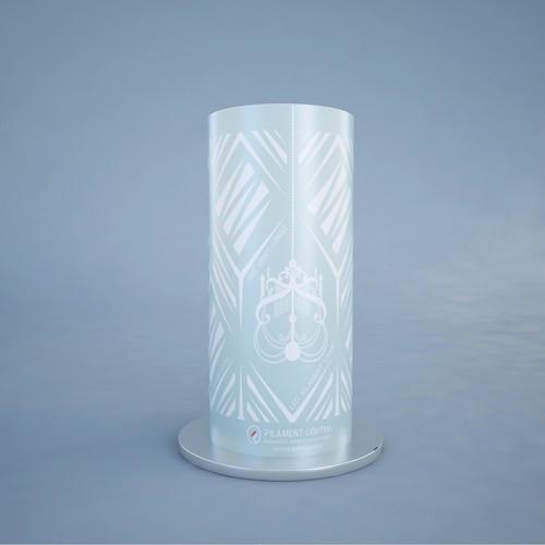 Lamp shadow design