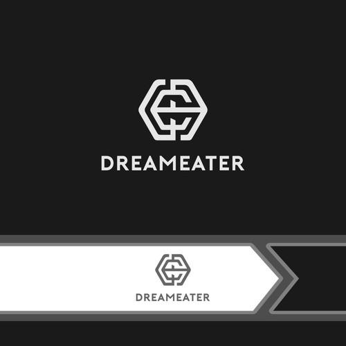 logo concept for dreameater