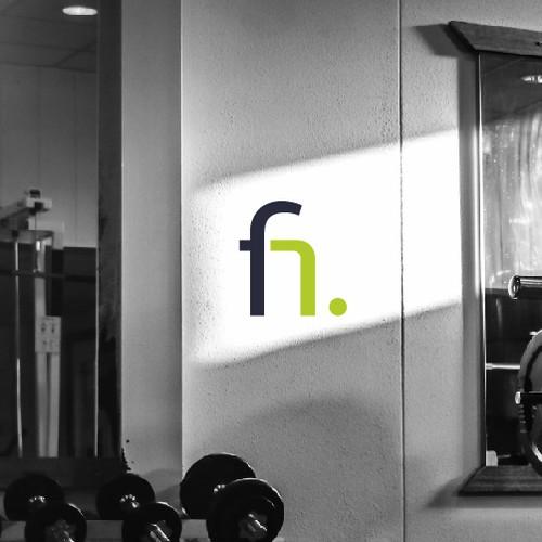 Clean & Sleek logo for fitnessholiday