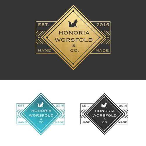 Logo Design for Honoria Worsfold & Co.