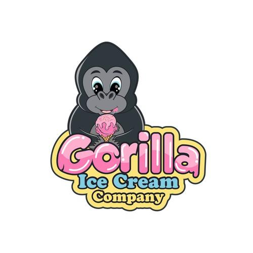 Gorilla Ice Cream Company