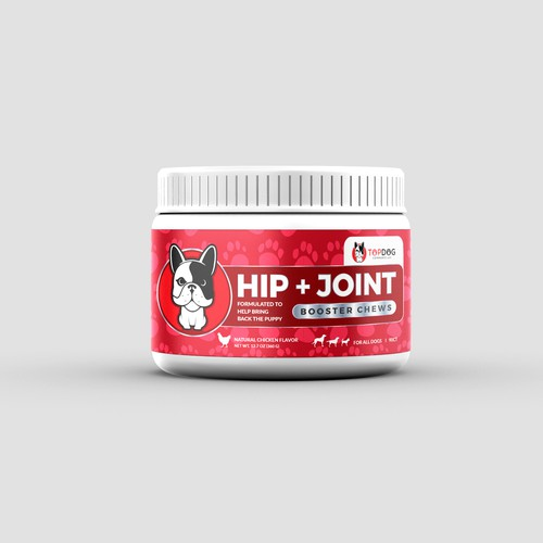 Hip & Joint Pet Treat