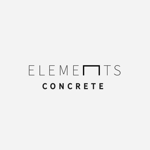Logodesign for Elements Concrete